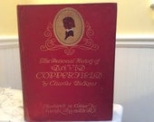 The Personal History of David Copperfield by Charles Dickens Antique Book