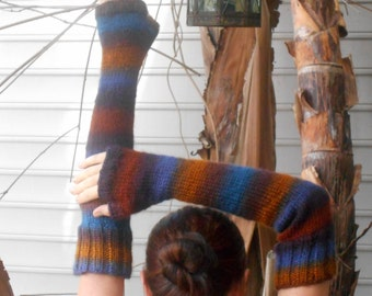 Arm Warmers/Fingerless Gloves/Long Mitts