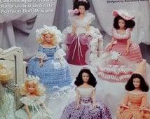 20%OFF The Needlecraft Shop Spare Tissue Rolls POWDER ROOM Pretties By Rosemarie Walter - Fashion Doll Crochet Pattern