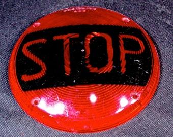 Stop Sign Lense