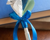 Sonic Screwdriver Dr. Who Wedding Boutonniere