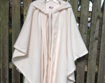 Polyester Fleece Capes
