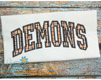 Demons Arched