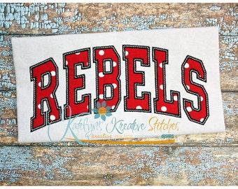 Rebels Arched