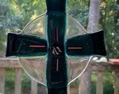 Custom Celtic Cross Sun Catcher for Tina Joseph