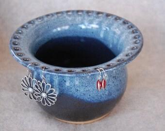 Midnight Jewelry Bowl
