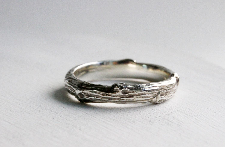 branch wedding rings - photo #28