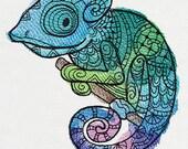 Watercolor Baby Bib