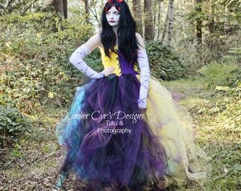 Sally Tutu dress inspired costume