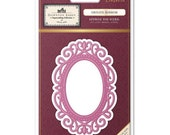 Crafter's Companion Downton Abbey - ORNATE MIRROR Frame Die