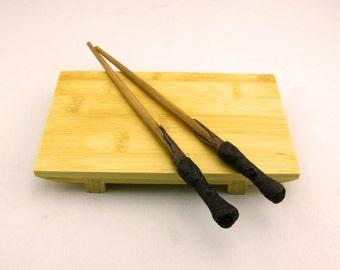 Branch Wizard Wand Bamboo Chopsticks