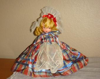 Nancy Ann Story Book Doll #58 Western Miss  Circa 1936-1947