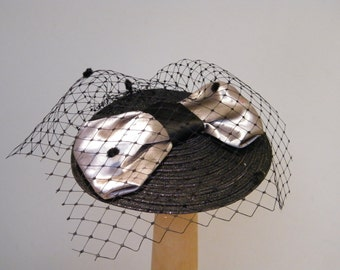 mother of the bride hat / Summer Hat / Kate Middleton Hat /  Wedding Hats / bridesmade hat / Womens Hat