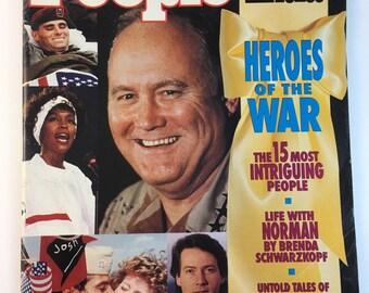 Spring/Summer 1991 People Weekly Magazine