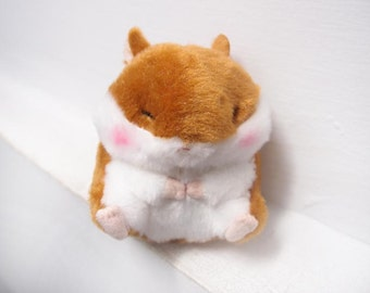 Cute GOLDEN Hamster Soft toy