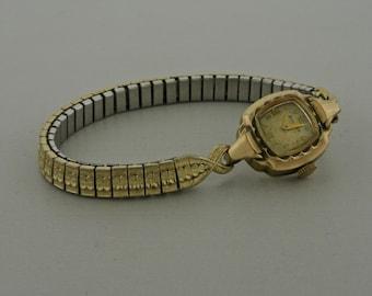 Bulova Women's Watch 10k Gold Filled.