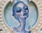 Celestine. Original Snow Queen by Dustin Bailard.