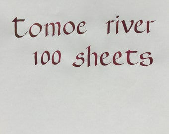 Tomoe River - 100 sheets