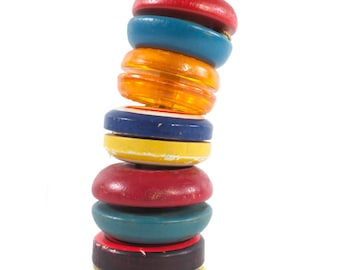 5 Yo-Yos's - Instant Collection - Duncan - Whirl King