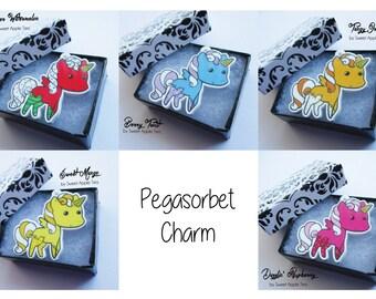 Pegasorbet Charm