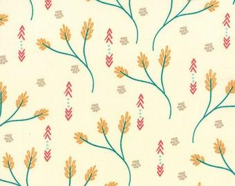 Ivory Cresote Fabric - Valley by Sherri Chelsi by Moda - 1 Yard