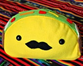 Double XL Plush Taco