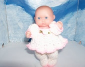 5 inch Berenguer Doll Outfits with Accessories