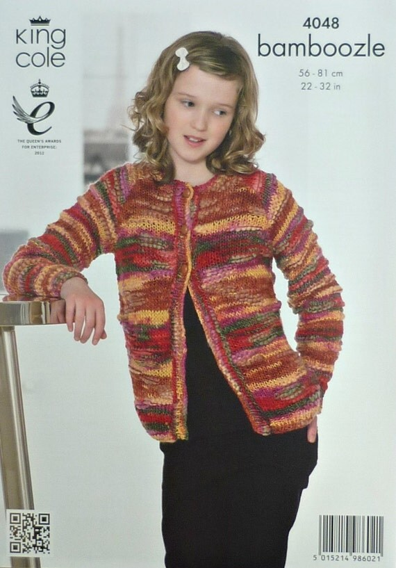 Knitting Patterns For Bamboozle Wool : Knitting Wool/Yarn King Cole Bamboozle Knitting Yarn/Wool (Fancy Textured yar...