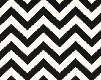 SALE Pair of Black and White 50 x 63 84 96 108 120 inch Designer Custom Drapes Curtains  Chevron Zig Zag