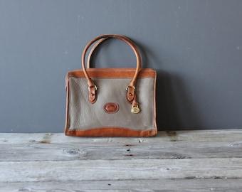 Leather Dooney & Bourke Handbag / Doctors Purse
