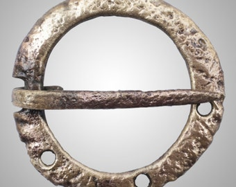 Ancient Viking Bronze Brooch C.850-1050AD. (brr977)