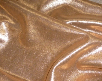 """Metallic Leather 8""""x10"""" Vintage Crackle ROSE GOLD / Copper on TOAST Cowhide 3.5 oz / 1.4 mm PeggySueAlso™ E2844-25"""