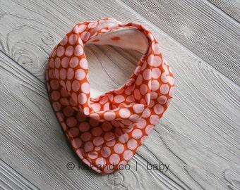 Cowl style bandana bib