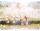 Teen Bridesmaids Modest Tulle Formal Gown Champagne RESERVED
