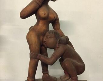 Kama Sutra Erotic Sculpture