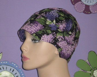 Cancer Caps SALE Womens Chemo Cap Lilac (For Size Guide, see 'Item Details' under Photos.) SMALL/MEDIUM