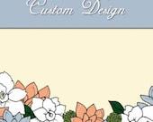Custom Order for Kristin K