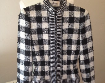 Valentino Jacket XS Early 1990s Boutique label