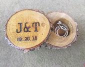 Elm Ring Box   Ring Box Wedding   Ring Box Engagement   Ring Box Rustic   Ring Box Ring Bearer   Ring Box Wood