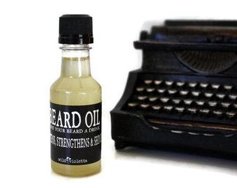 Men's Beard Oil / Face and Hair Oil