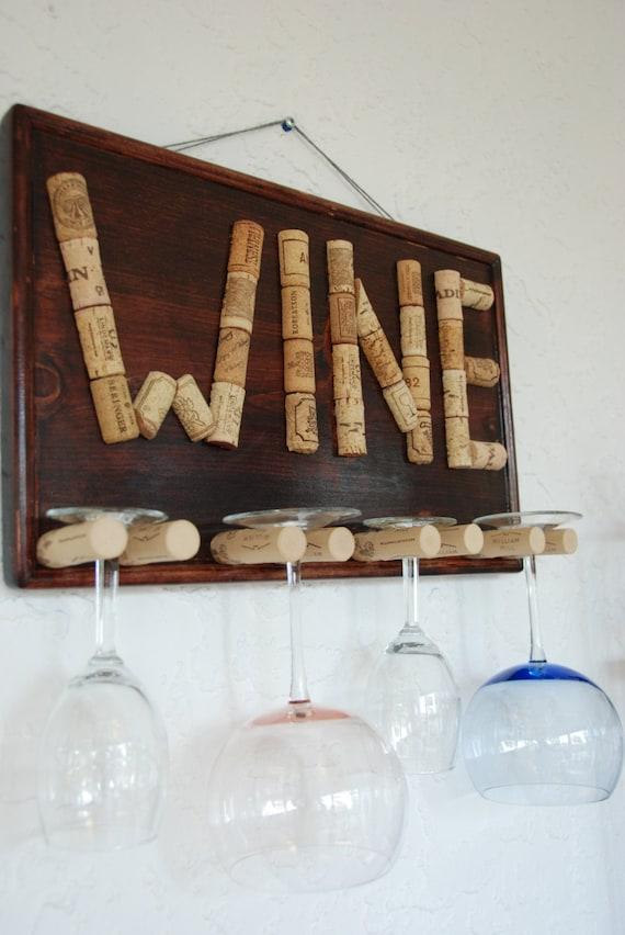 decorative wine glass holder. Black Bedroom Furniture Sets. Home Design Ideas
