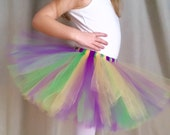 Mardi Gras Tutu, Purple Green and Yellow Tutu, Purple Tutu, Green Tutu, Yellow Tutu, Gold Tutu, Mardi Gras Party, Baby Tutu, Toddler Tutu