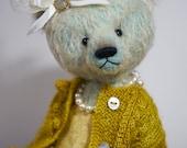 OOAK Handmade BereguodBears Mohair Teddybear Beatrix