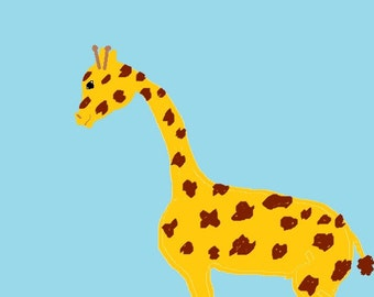 Giraffe Animal Meditation Reiki Course