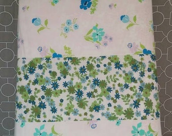 Vintage Sheet Fitted Crib Sheet - Bumperless Bedding by Vintage Kandy - Ready 2 Ship