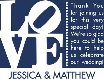 """Wedding Bag Stickers - 4"""" x 3"""" Wedding Welcome Bag/Box Labels - Beautiful Wedding Welcome Stickers"""