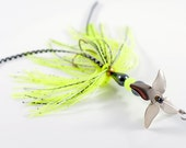 Chartreuse Propeller Lure