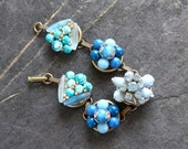 Vintage clip-on earring b...