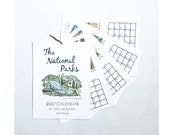 Edition #2 National Park 2017 Calendar