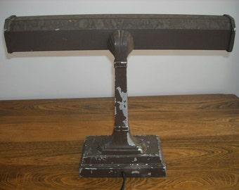 Leviton Vintage Desk Lamp Industrial Art Deco SALE!!!
